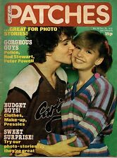 Patches Magazine 22 December 1979 No. 42   The Police  Peter Powell  Rod Stewart