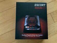 Escort Redline 360c Laser Radar Detector - No Reserve