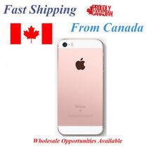 Apple iPhone SE Housing Back Battery Cover Frame Replacement Rose Gold