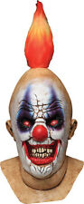 Halloween SQUANCHO THE CLOWN ADULT LATEX DELUXE MASK WITH MOSS COSTUME NEW