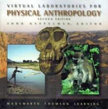 Virtual Laboratories For Physical Anthropology 2nd PC MAC CD exercises quizzes +