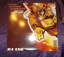 "Drum Machine Technicians DJ Cue 808 Cash Drum Remix 12"""