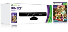 New Microsoft Xbox 360 Kinect Sensor And Kinect Games Comes In Box Pack Imported
