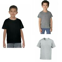 Unisex Kids / Childrens Plain T Shirt, T-shirt, Tee Shirt