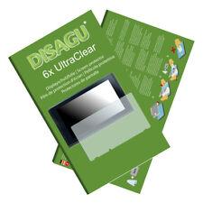 6x Ultra Clear Displayfolie Displayschutz Schutz Folie für Nintendo Switch 2017