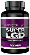 Super LGD by Primeval Labs,  Bodybuilding Mass.  Nutrition Supplements