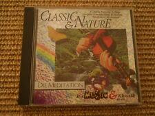 Classic & Natur Die Meditation - CD