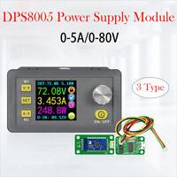 Regelbar Digital LCD DC80V/5A Einstellbar Converter Netzteil Buck Modul CC CV