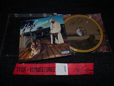 "TYGA signed signiert Autogramm ""HOTEL CALIFORNIA"" CD InPerson LOOK"
