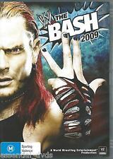 WWE The Bash 2009 New DVD Region 4