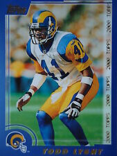 NFL 228 Todd Lyght St. Louis Rams St. Louis Rams Topps 2000
