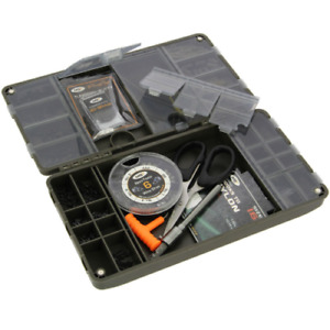 TACKLE BOX SYSTEM FOR TERMINAL TACKLE CARP RIGS NGT XPR