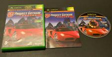 Project Gotham Racing 2 XBOX PAL ESPAÑOL
