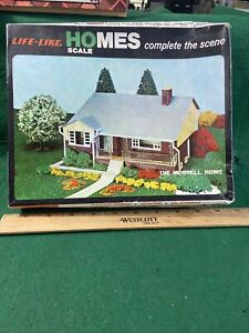 Life-Like Buildems HO scale Morrell Home #01352 NOS (KJT429)