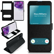 Booklet für Samsung Galaxy S20 Ultra Schutz Hülle Handy Tasche Book Case Etui