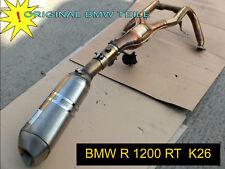 BMW  R 1200 RT  Auspuff - Abgasanlage - Abgaskrümmer + Endschalldämpfer