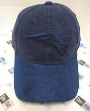 9ec9cf177fe New England Patriots Women s New Era 9TWENTY Suede Cap Hat Blue