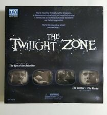 Twilight Zone Doctor and the Nurse Figures SIDESHOW TOYS 2002, NEW MIB