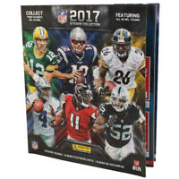 NFL NEW SEASON 2017-18 PANINI - NFL Football Sticker Collection Album 72 Pages