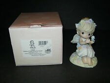"""PRECIOUS MOMENTS 114028 KINDNESS OF SPIRIT KNOWS NO BOUNDS  """"NEW IN BOX"""""""