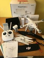 DJi Phantom 3 Advanced Drone with Accessories