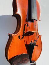Fine Italian Labeled Violin ANSALDO POGGI
