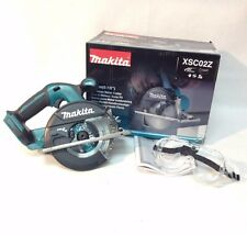 "Makita XSC02Z 18V Li-Ion Brushless Cordless 5-7/8"" Metal Cutting Saw w/goggles"