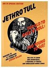Too Old to Rock & Roll 0825646035519 by Jethro Tull CD With DVD