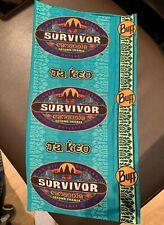Survivor Cambodia Season 31 Ta Keo Green Tribe Buff