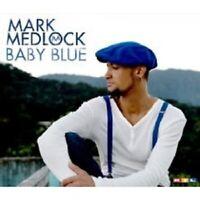 """MARK MEDLOCK """"BABY BLUE"""" CD 2 TRACK SINGLE NEU"""