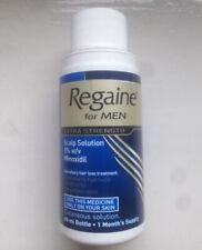Regaine Men Extra Strength Solution 1 Months Supply Expiry 2021