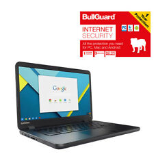 "Lenovo N42-20 Chromebook Laptop 14"" 4GB 16GB With BullGuard Internet Security"