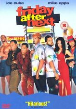 Friday After Next DVD Ice Cube Mike Epps John Witherspoon