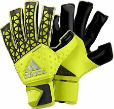 ADIDAS All Zones Fingersave Allround Goalkeeper Goalie Gloves S90124 size10 sale