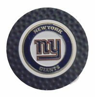 NEW New York Giants Poker Chip with 2 Sided Ball Marker