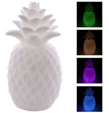 LED COLOUR CHANGING PINEAPPLE MOOD LIGHT TABLE LAMP