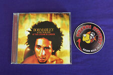 Bob Marley & The Wailers At The Lyceum In London Reggae CD Piranha Records