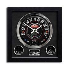 Speedometer Art Print Wall Clock Mini Cooper Monte Carlo
