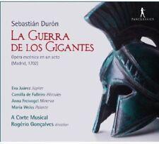 Rog rio Gon alves, S - La Guerra de los Gigantes [New CD]
