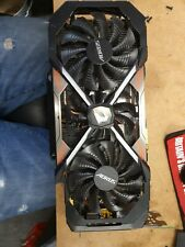 GIGABYTE AORUS GeForce GTX 1080 Ti GDDR5X 11GB Graphics Card