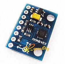 MMA8451 (MMA7455) Digital acelerómetro triaxial Precisión Inclinación Arduino 3-Axis