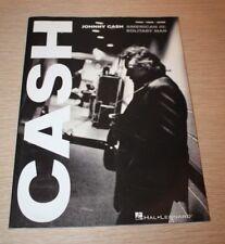 Johnny Cash American Iii Solitary Man Piano Vocal Guitar Hal Leonard
