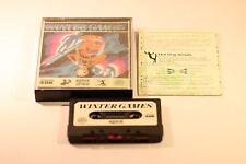 ZX Spectrum 48K  WINTER GAMES  BY U.S.GOLD & EPYX 1984