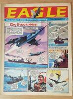 EAGLE COMIC Vol 19 No 18 DAN DARE SKY BUCCANEERS - 4th MAY 1968
