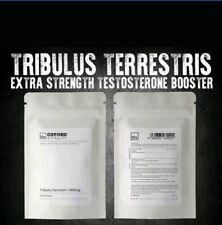 AUS SELLER Tribulus Terrestris 120 Tablets Extra Strength Testosterone Booster