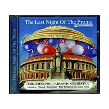 CD THE LAST NIGHT OF THE PROMS 5033107117826
