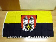 Fahnen Flagge Hof Saale - 90 x 150 cm