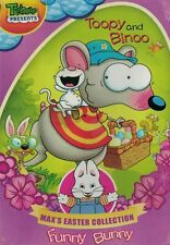 Toopy and Bino: Funny Bunny-Max's Easter Collection (DVD, 2006) *FREE Shipping*