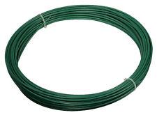 VERDELOOK Matassa Plast Filo di ferro plastificato diametro 18mm x 100m verde