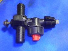 Druckventil Traktor Anbaugerät Zusatzgerät Feld Spritze